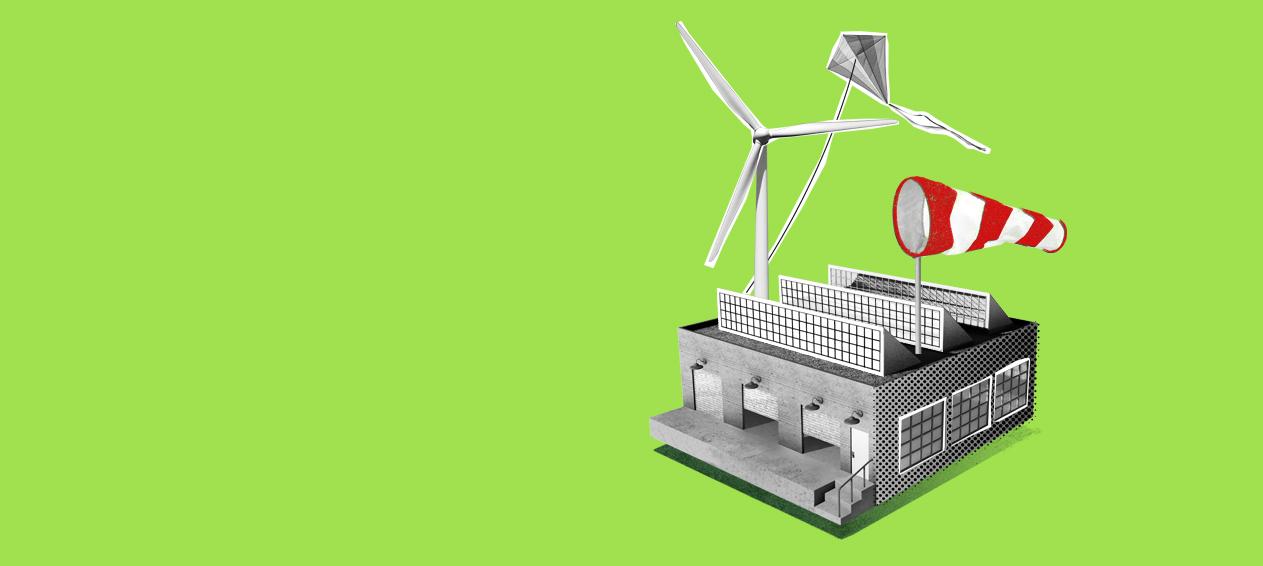 Duurzame energie van Greenchoice voor uw bedrijf • Greenchoice Greenchoice Mijn Dossier