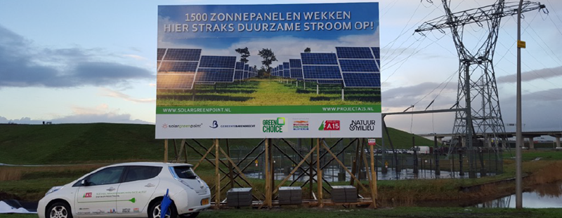 Zonne-energiepark A15
