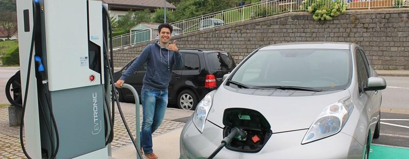 Greenchoice Kamperen Met De Elektrische Auto Greenchoice