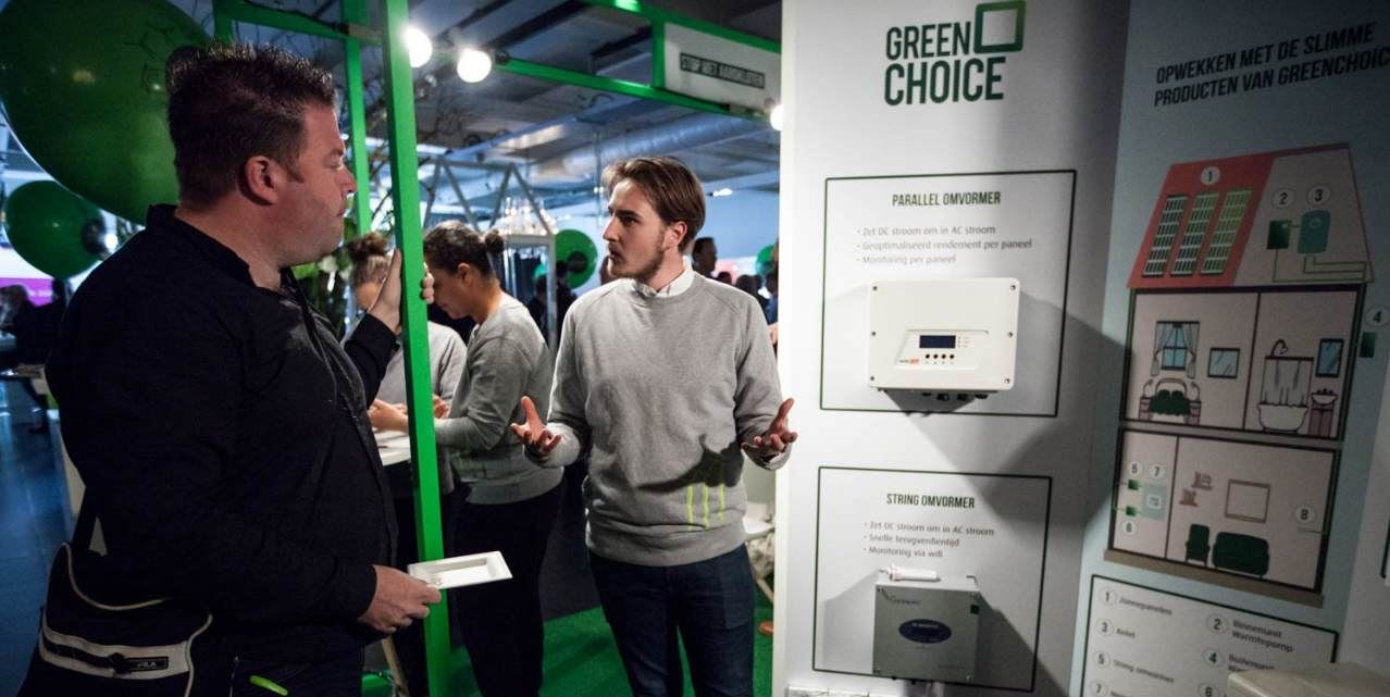Greenchoice stand